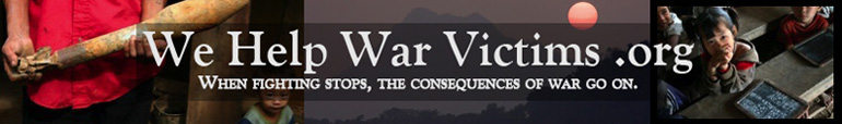 We Help War Victims